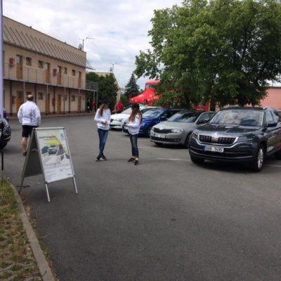 Dny testovacích jízd ŠKODA 2017