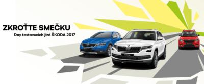 Přijďte zkrotit smečku na Dnech testovacích jízd ŠKODA 2017