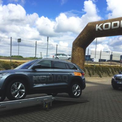Den otevřených dveří Škoda Kodiaq 1