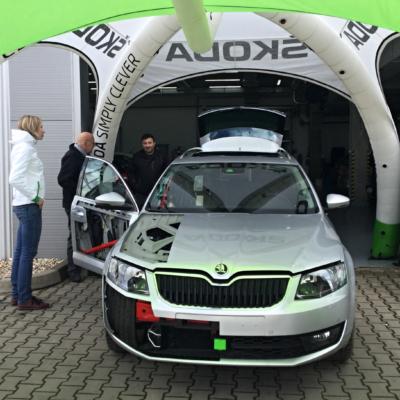 Den otevřených dveří Škoda Kodiaq 3