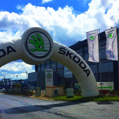 Den otevřených dveří Škoda Kodiaq 4