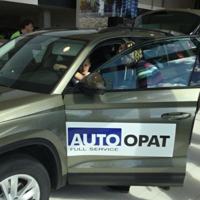 Den otevřených dveří Škoda Kodiaq 8