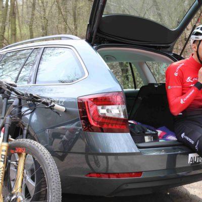 I letos podporujeme cyklistu Ondru Cinka - Auto Opat - 2