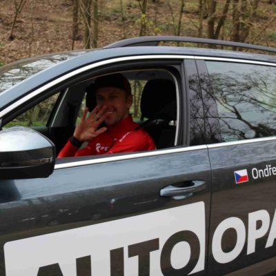 I letos podporujeme cyklistu Ondru Cinka - Auto Opat - 4